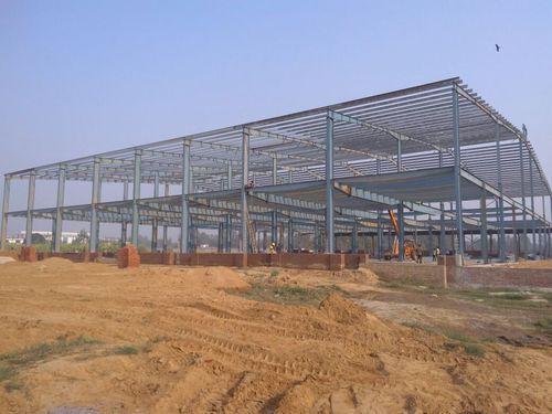 steel building manufacturer junagadh
